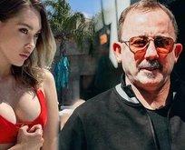 Sergen Yalçın'ın sevgilisi Lisaveta Karibskaya'dan tatil pozları