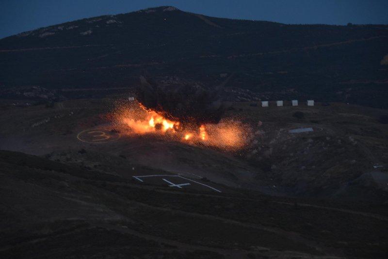 Efes-2018'den düşman titreten kareler