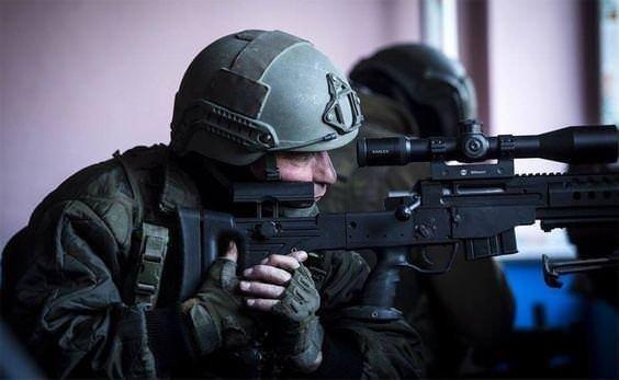 Milli keskin nişancı silahı Bora-12