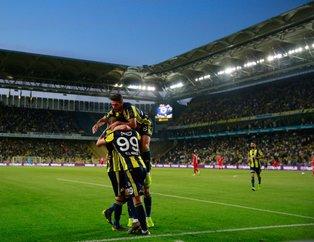Fenerbahçe sezonu 6. sırada bitirdi | Fenerbahçe:3 - Antalyaspor: 1 Maç sonucu