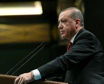 Cumhurbaşkanı Erdoğandan, Aliya İzzetbegoviç mesajı