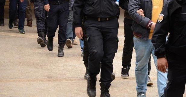 İçişleri Bakanlığı açıkladı: 501 kişi tutuklandı