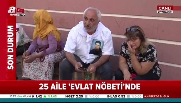 HDP önündeki oturma eylemi 10'uncu gününde! Anneler isyan etti: Allah onları kahretsin