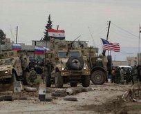 ABD ve Rusya'dan Suriye'de ilk ortak devriye
