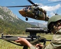 Gri listedeki PKKlı terörist öldürüldü