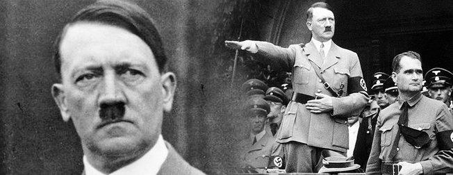 2.Dünya Savaşı'nın eli kanlı diktatörü Adolf Hitler'in görülmemiş fotoğrafları ortaya çıktı!