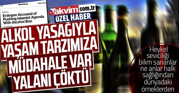 Kovid-19'a karşı alkol yasaklanıyor algısı böyle çöktü