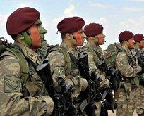 Bordo Bereliler, Karadenizdeki terör operasyonuna katıldı