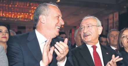 9 seçim kaybeden Kemal Kılıçdaroğlu'ndan 'İnce' kıyım