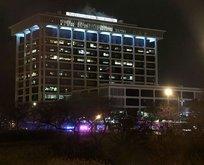 ABDde hastaneye silahlı saldırı