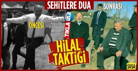 Prof. Dr. Ali Erbaş, Ermenistan Başbakanı Nikol Paşinyan'ın sarhoşken dans ettiği topraklarda dua etti