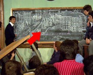 Hababam Sınıfı Uyanıyor'daki o sır yıllar sonra ortaya çıktı!