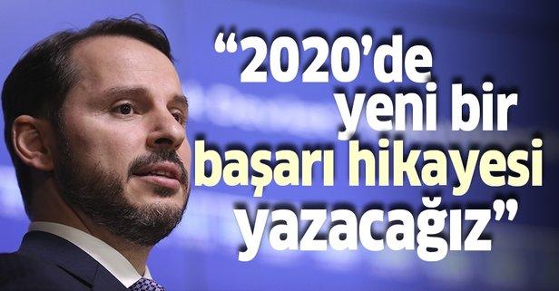 2020'de yeni bir başarı hikayesi yazacağız