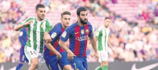 Barça'dan Cimbom'a Arda yanıtı