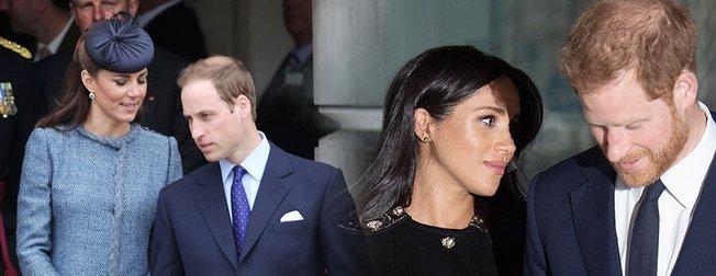 Meghan Markle ve Kate Middleton savaşında son perde! Ayrılık için ilk adım