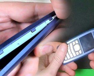 Rus mühendis eski telefondan öyle bir şey yaptı ki! Milyonlar izledi