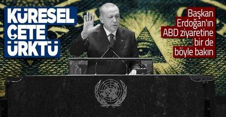 Başkan Erdoğan küresel çeteyi ürkütüyor