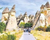 Kapadokya'ya otoyol dopingi