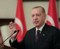Başkan Erdoğan BİP'e katıldı