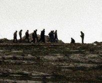 YPG/PKK tünel kazmaya devam ediyor