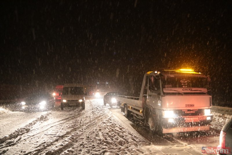 Kahramanmaraş-Kayseri kara yolu ulaşıma açıldı