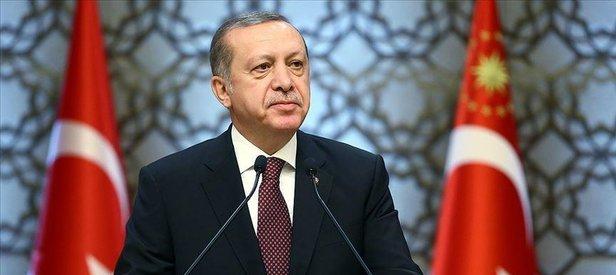 Başkan Erdoğan'dan koronavirüsle mücadele mesajı: Bu zorlu süreci inşallah hep birlikte atlatacağız