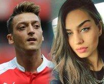 Alman basınından garip iddia! Mesut-Amine çifti...