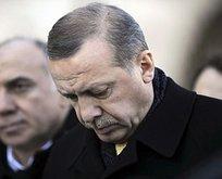 Başkan Erdoğan'ı yasa boğan ölüm haberi
