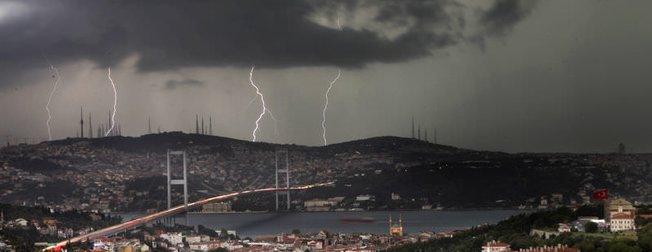 Meteoroloji'den son dakika kuvvetli yağış uyarısı! 21 Haziran 2019 Cuma hava durumu