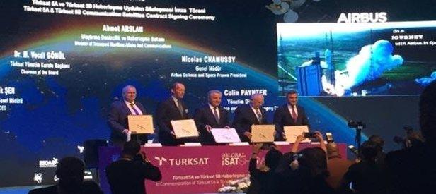 Türksat 5A ve 5Byi SpaceX uzaya taşıyacak