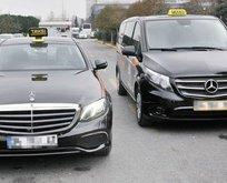 Taksilere D Segmenti şartı geldi, renkleri turkuaz ve siyah olacak