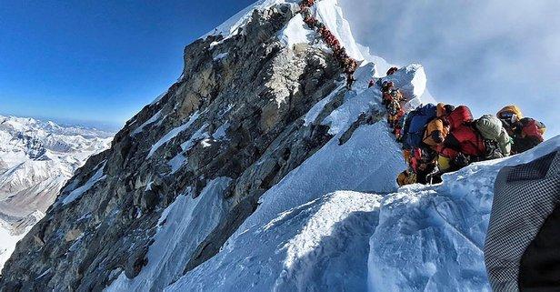 Everest Dağı'nın yüksekliği güncellendi! Artık 73 santim daha uzun