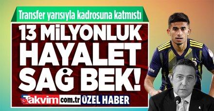Fenerbahçe'nin transfer yarışına girerek kadrosuna kattığı 13 milyonluk hayalet sağ bek: Murat Sağlam!