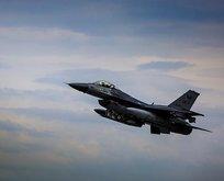 Diyarbakır'dan F-16'lar havalandı