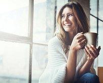 Karaciğere bir fincan kahve