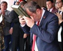 AK Parti'den CHP'li Tanju Özcan'a tepki