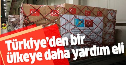 Başkan Erdoğan talimat vermişti! Türkiye'den Kazakistan'a tıbbi yardım
