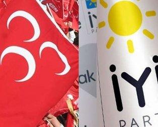 İP'te çözülme! 20 kişi MHP'ye geçti
