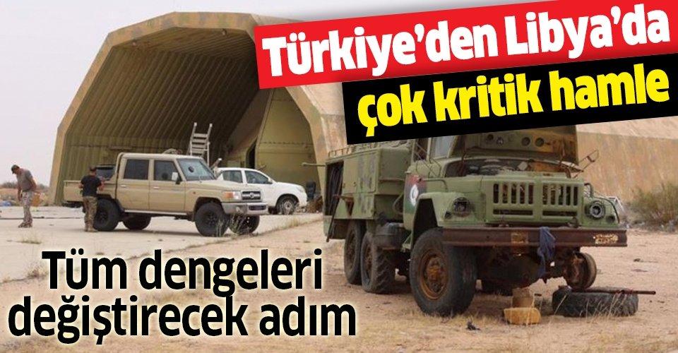 Türkiye'den Libya'da çok kritik hamle! Harekete geçildi