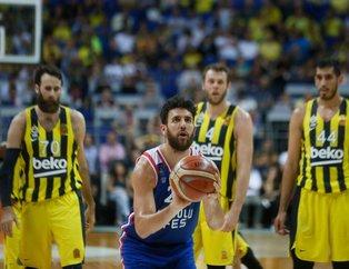 Fenerbahçe Beko seriyi son maça taşıdı! Fenerbahçe Beko:85 - Anadolu Efes:69 Maç sonucu