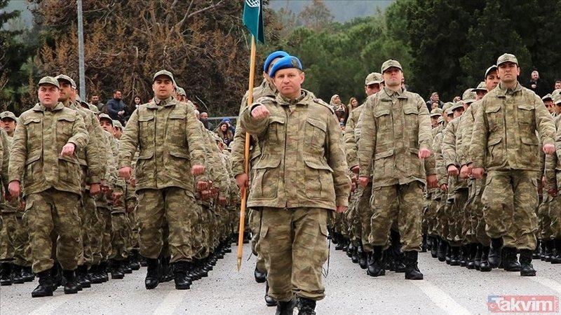 Yeni askerlik sisteminde son dakika! Tek tip askerlik yürürlüğe girdi mi? Askerlik süresi düştü mü?