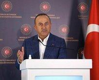 Bakan Çavuşoğlu: Haklı olan masadan kaçmaz!