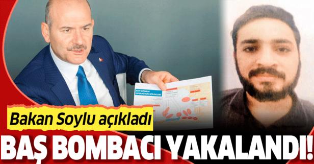 Bakan Soylu açıkladı: İşte DEAŞ'ın baş bombacısı