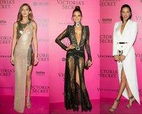 Victoria Secret mankenleri güzelliklerini bu yönteme borçlu