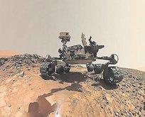 Mars'ta hayat izi