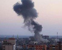 Suriyede roketli saldırı! Çok sayıda ölü ve yaralı var