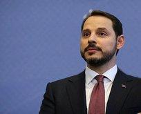 Dünyaca ünlü şirket yönetiminden Bakan Albayrak'a övgü