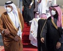 S. Arabistan açıkladı! Katar'la...