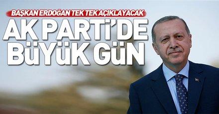 AK Parti'de 20 ilin belediye başkan adayı belli oluyor