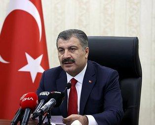 Son dakika: Sağlık Bakanı Fahrettin Koca, Türkiye'nin 12 Eylül koronavirüs vaka sayılarını açıkladı